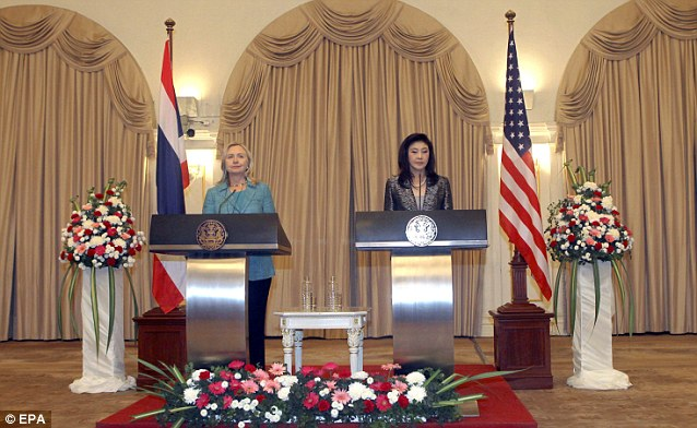The announcement that the former police chief is to be charged coincided with a state visit to China by U.S. Secretary of State Hilary Clinton