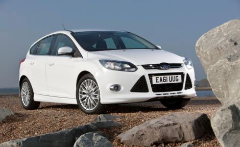 The family-friendly Ford Focus is the best-selling car in the world, according to industry figures