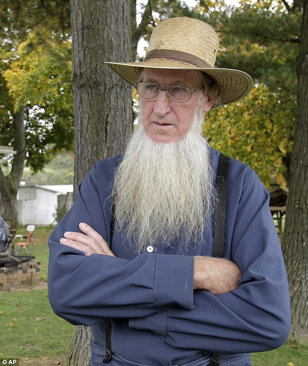Sam Mullet Sr., the leader of a breakaway Amish group: Mullet and 15 other Amish men and women are accused of carrying out hate crimes in the hair-cutting attacks