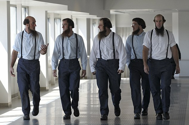 Defence attorney's for the 16 Amish accused of conspiracy, hate crimes and kidnapping against other members of their community say that the arguments were over family disputes and not hate crimes