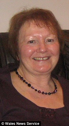 Retired nurse Nancy Lane, 68, was infected with Hepatitis B after doctors used a dirty throat probe during heart surgery