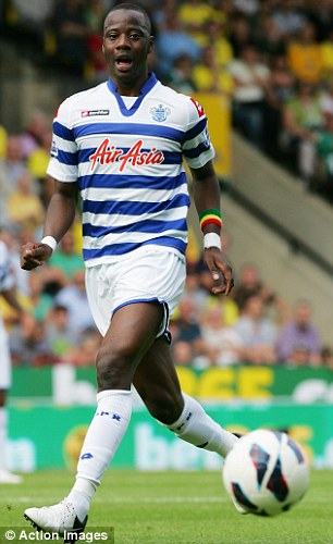 Fight: Diakite has flown back to France