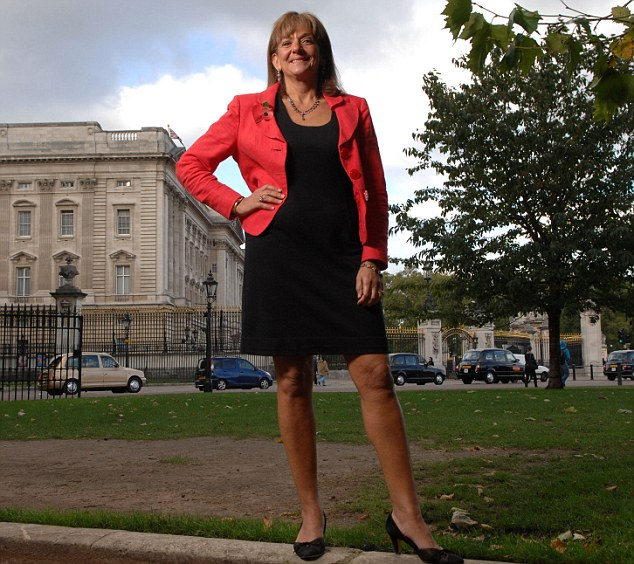 Campaigner: Ros Altmann has long fought for the rights of pensioners and was formerly an adviser to No.10