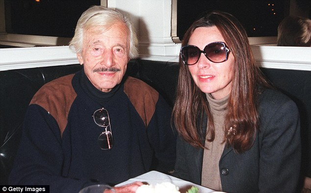 Inheritance dispute: Marianne Nestor lost $13million of the late Oleg Cassini's estate to her stepdaughter, Christina Tierney, one of the daughters from his first marriage to actress Gene Tierney