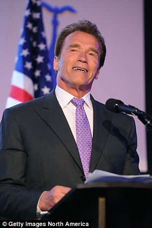 Not guilty: A judge has ruled that Former California Governor Arnold Schwarzenegger did not break any laws when he reduced a manslaughter sentence for a political ally's son