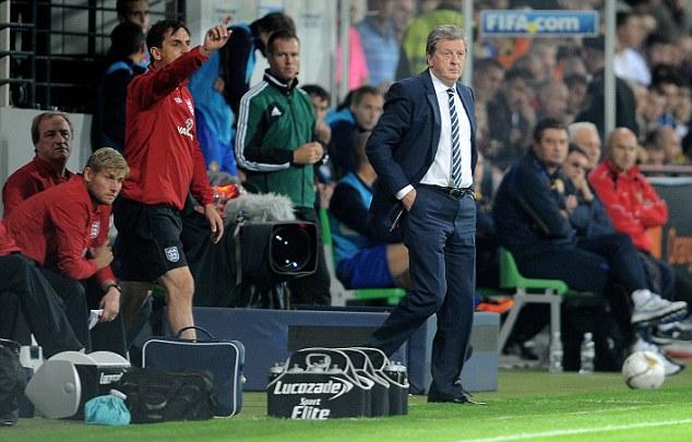 Happy: Roy Hodgson likes having Milner in the team