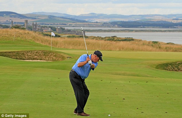 Not up for this cup: There will be no Rory McIlroy, Luke Donald or Graeme McDowell at the Dunhill Links Championship at St Andrews the week after the Ryder Cup