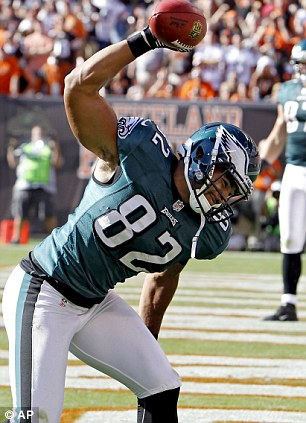 Making it count: Clay Harbor