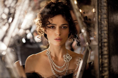 At her best: Keira Knightley as Anna Karenina