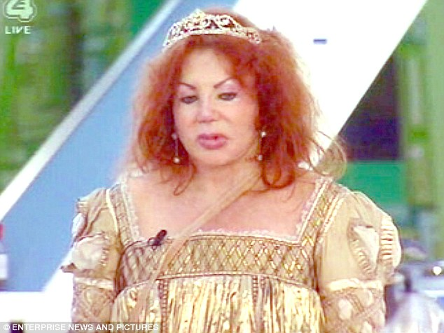 Jackie Stallone's appearance on Celebrity Big Brother was orchestrated to cause waves with her former daughter-in-law