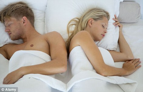 Counter-productive: A lie-in on Saturday or Sunday disrupts the body's internal clock