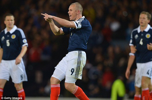 Take that: Kenny Miller fired back to silence his critics