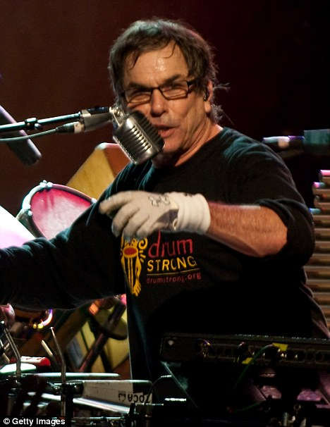 Wanted: A warrant has been issued for Grateful Dead drummer Mickey Hart after he was accused of assault