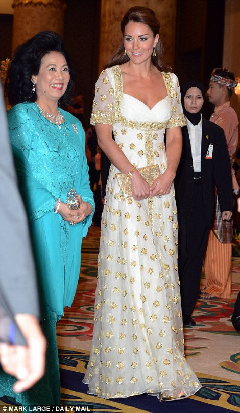 The Duchess with the King's wife