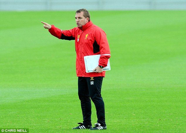 Silence the idiots: Liverpool manager Brendan Rodgers wants vile chants about Hillsborough and Munich to stop