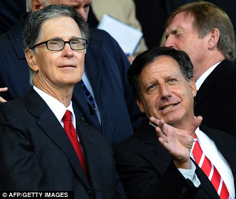 No sale! Liverpool owner Henry has denied he's flogging the baseball team