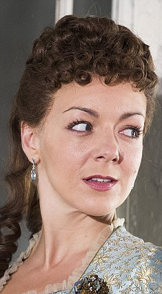 Sheridan Smith is a sparkler on stage. She has such an infectious impishness