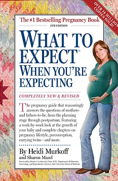 What To Expect When You're Expecting book cover US