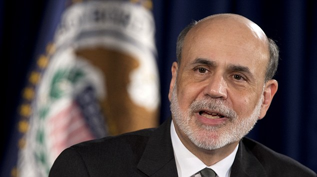 Dramatic intervention: Fed won't stop pumping money until jobs crisis is solved