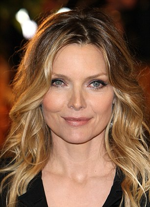 Michelle Pfeiffer arrives for the European Premiere of Stardust at the Odeon Leicester Square, London, WC2