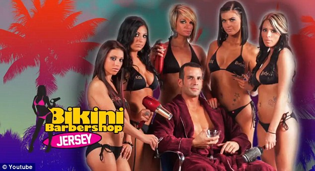 Promo: On AXS TVs website for the show, Wulkan is called 'the Hugh Hefner of hair' and the image used is of him bare-chested and in a robe, surrounded by his bikini-clad staff