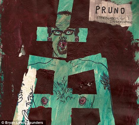 '1 Glass of Pruno' sees him become a weird limbed cross