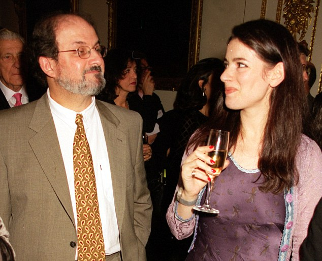A month after the fatwa was lifted, Rushdie met his friend Nigella Lawson at the Booker Prize awards in London
