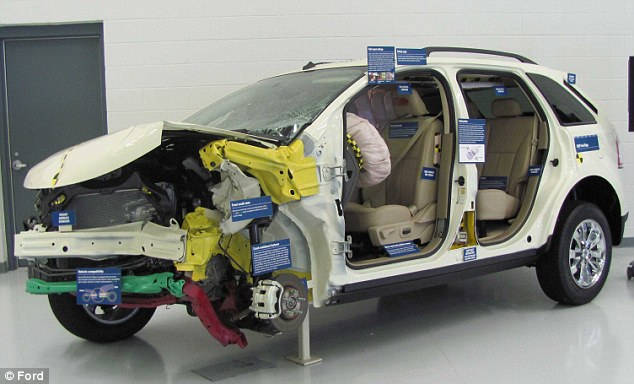Safety: No accidents, injuries or fires have been reported with the vehicle otherwise one of eight Ford vehicles that won the Insurance Institute for Highway Safety¿s 2012 TOP SAFETY PICK based on frontal and side-impact crash tests