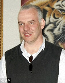 Neil Heywood, the British business consultant murdered in China