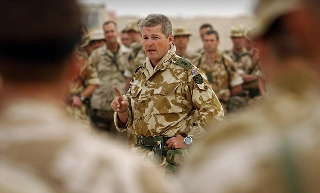 Colonel Tim Collins, is the former commanding officer of the 1st Battalion, Royal Irish Regiment