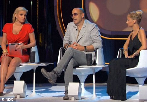 Celebrity panel: Jessica Simpson, John Varvatos and Nicole Richie are mentors and judges on Fashion Star, and will return for season two