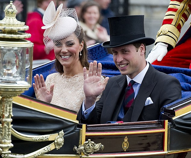 In thrall: The Queen's Diamond Jubilee showed the public's deference to the Royal Family