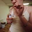 Street name for methamphetamine - hyper-charged member of amphetamine family