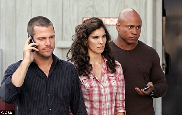 Solving crimes: The fifth season of NCIS: Los Angeles - also starring Chris O'Donnell and LL Cool J - currently airs Tuesdays on CBS
