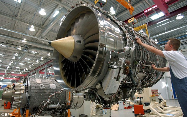 Protected: Engine-maker Rolls-Royce is the only other firm in which the British Government retains a 'golden share'