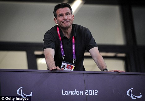 Hot favourite: Lord Coe