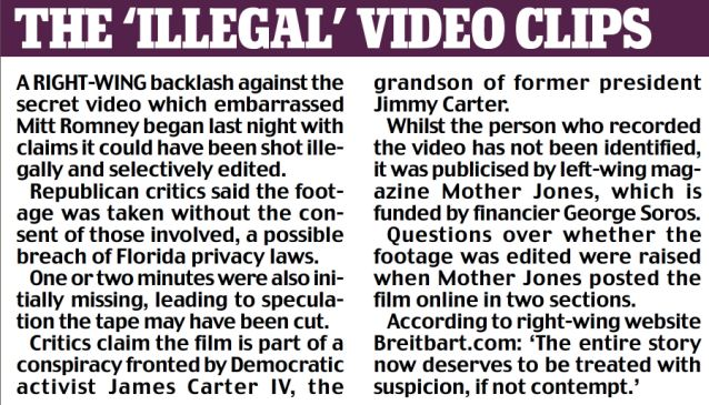Illegal video clips