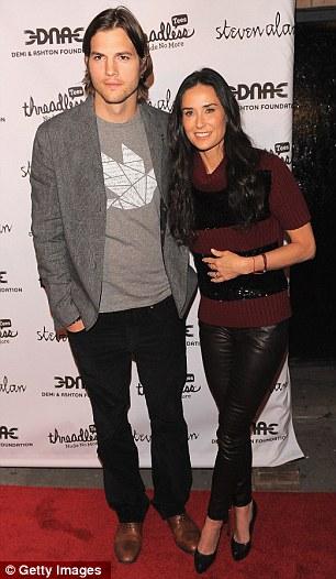 History: Demi and Ashton split in November 2011