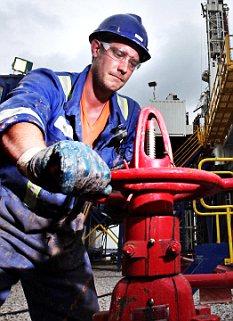 Cuadrilla's shale operation in Preston, Lancashire