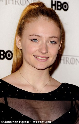 Game of Thrones star Sophie Turner, who plays Sansa Stark, is in negotiations to star in her first movie