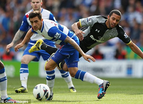 Polished Jem: Karacan has become a key player for Reading in the last few years