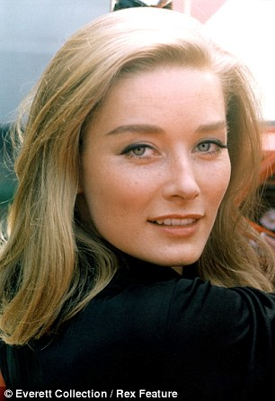 Goldfinger Girl: Tania Mallet in the hit 1964 spy thriller
