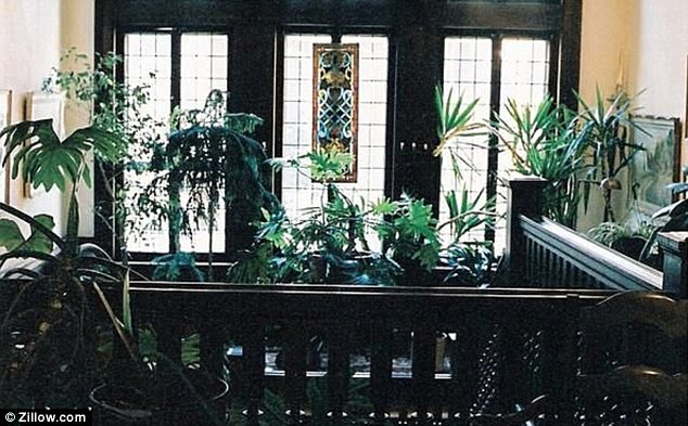 Antique: The house retains many original features from its construction back in 1883