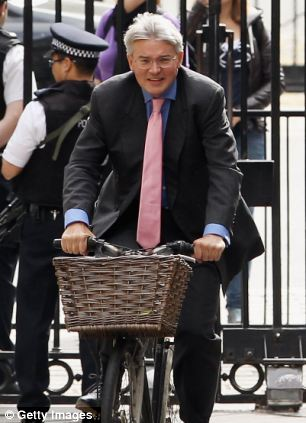 Before he became Chief Whip in the Cabinet reshuffle, Andrew Mitchell was in charge of the Department for International Development