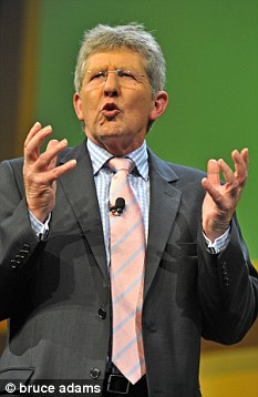 Lib Dem Communities Minister Don Foster has campaigned for betting limits to be cut to £2 a spin
