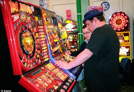 Betting terminals have been branded the 'crack cocaine' of the high street due to the huge amounts they allow punters to bet