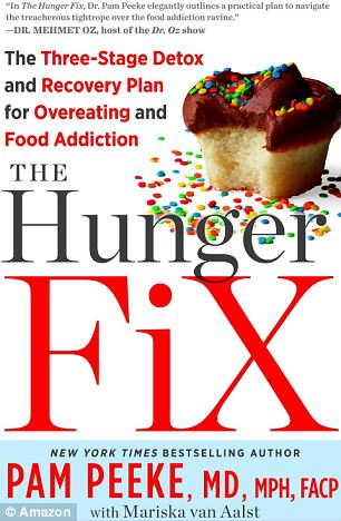 The Hunger Fix: Dr Peeke's new book features a system to re-train the brain called the three 'M's': Mind, Mouth, Muscle