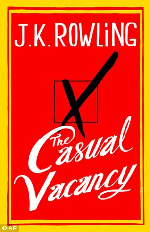 Strictly for grown-ups: The Casual Vacancy addresses adult topics with descriptions of porn, a rape and the anxiety disorder OCD