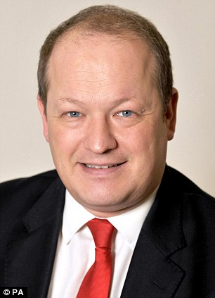 Warning: Simon Danczuk, the MP for Rochdale, said the cries for help from the victims were systematically ignored
