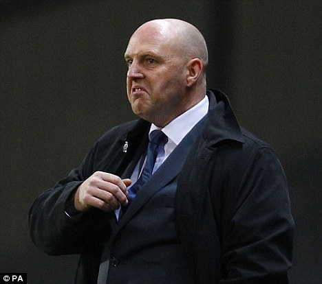 I'm out: Steve Kean has quit as Blackburn Rovers' manager